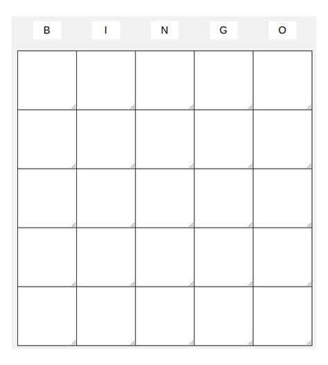Blank Bingo Template 15 Free Psd Word Pdf Vector Eps Format Download Free Premium Microsoft Word Bingo Template