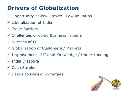 challenges of globalization in international business globalisation and indian mnc by dr santrupt misra