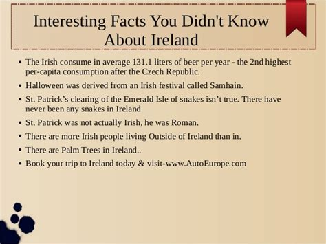 find it ireland irish information reviews of the best 10 things you need to know before you go ireland