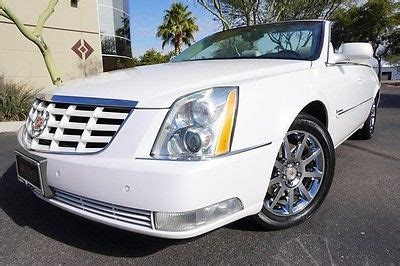 2006 cadillac dts convertible for sale cadillac dts convertible cars for sale