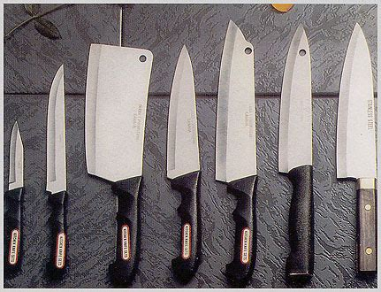 kitchen knives that stay sharp extend the lives of your knives