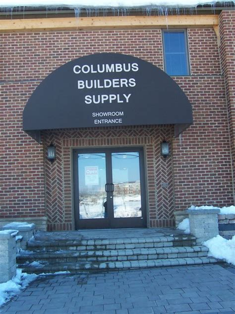 Plumbing Supply Columbus Oh by Columbus Builders Supply Plain City Ohio Oh
