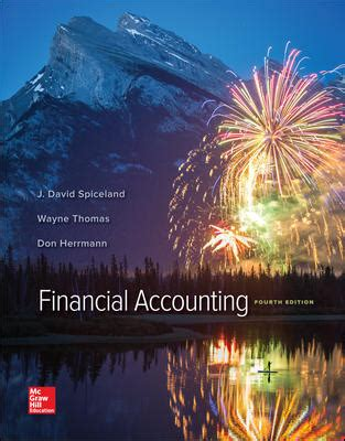 Pdf Mcgraw Hill Personal Finance 11 Edition by Financial Accounting 4th Edition Spiceland Test Bank And