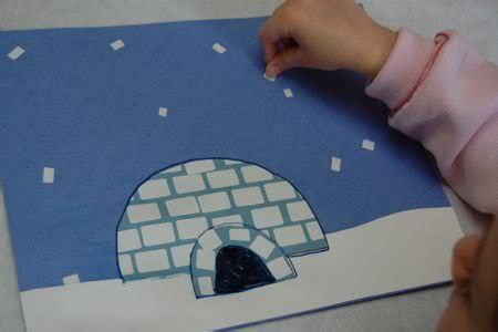 igloo crafts for igloo picture inner child