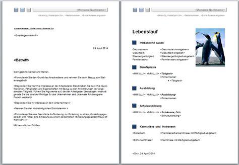 Lebenslauf Akademiker Bewerbung Bewerbungsvorlagen Word 2010