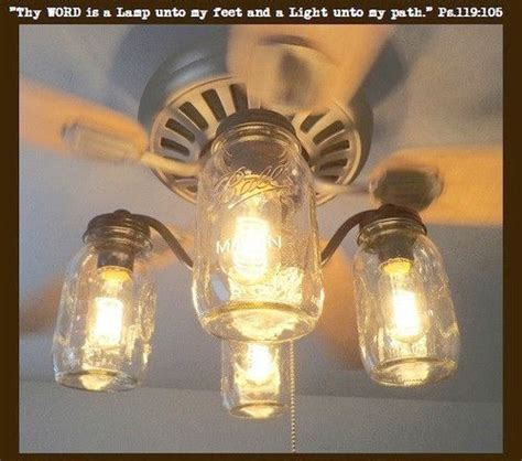 ceiling fan with jar lights best 25 ceiling fan globes ideas on designer