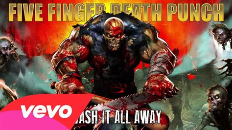 five finger death punch wash it all away five finger death punch s wash it all away video todd