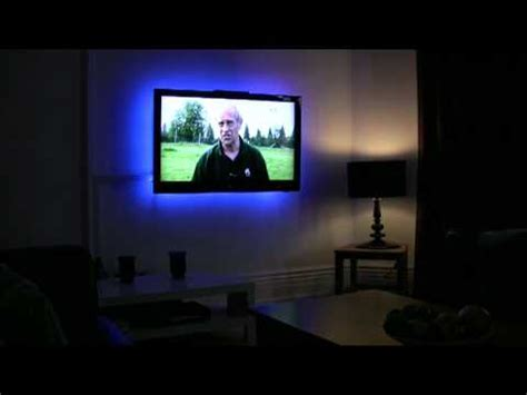 led beleuchtung fernseher lcd plasma home theatre lighting kit led tv backlight