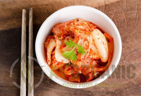 jual kimchi  jakarta selatan av organic