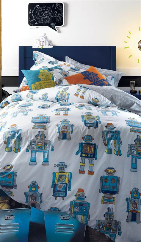 Robot Bedroom Accessories 290 Best Images About Boys Bedrooms Boys Bedding Room