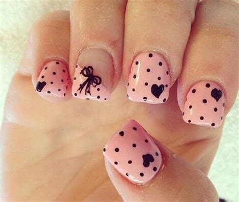 Nail Designs For Beginners by 70 Pink Nail Designs For Beginners