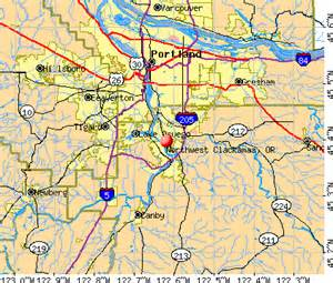 map of clackamas oregon northwest clackamas oregon or 97267 profile population