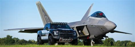 F150 Fighter Jet by Air Jet Inspires One Of A Ford F 22 F 150 Raptor