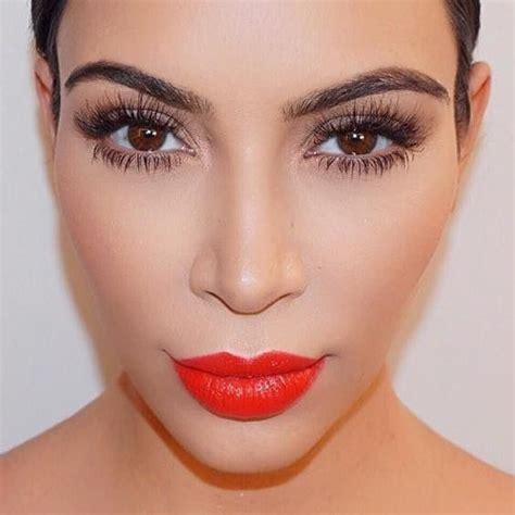 kim kardashian favorite foundation makeup favorite celebrity makeup style transformation