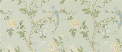 laura ashley eau de nil curtains laura ashley summer palace wallpaper wallpapersafari