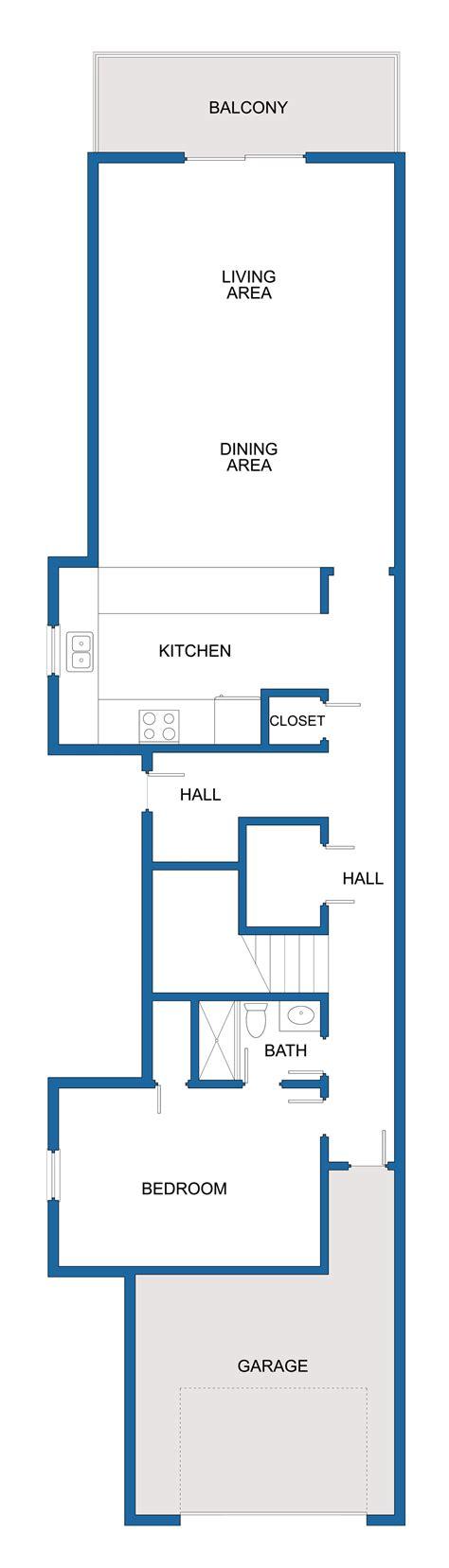 Property Floor Plans Silver Sands 8013 B Surf Dr