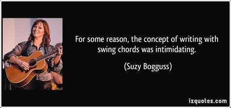 suzy bogguss swing for some reason the concept of writing with swing chords