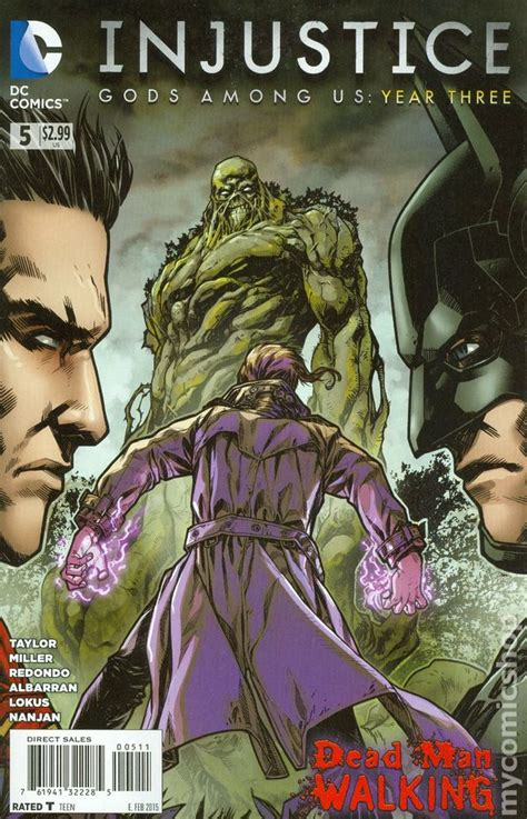 injustice books injustice gods among us year three 2014 dc comic books