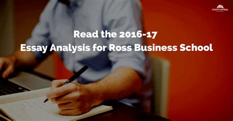 Ross Mba Questions by Improve Your Mba Profile 40 Ways To A Winning Mba