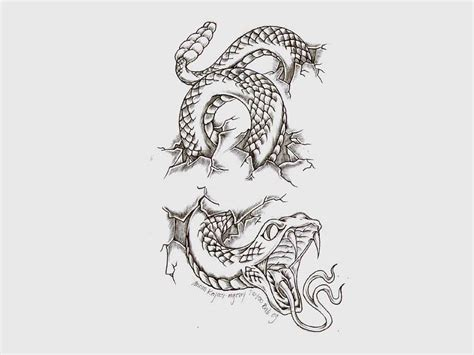 snake scales tattoo designs 54 snake designs