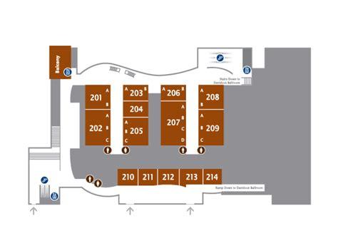 music city center floor plan nashvillemusiccitycenter com