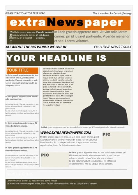 newspaper template for word 26 newspaper templates free word pdf psd indesign