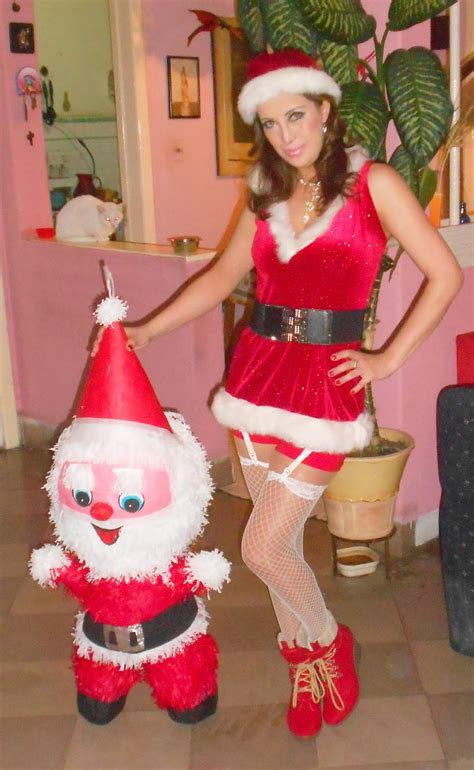 Mrs Claus Closet by Dharia S Closet Costume Time