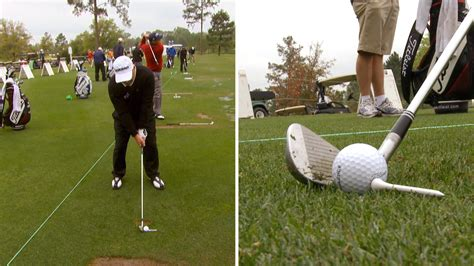 ian woosnam swing ian woosnam practice drill for high lofted iron shots