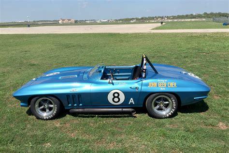 corvette race car 1965 chevrolet corvette race car 191202
