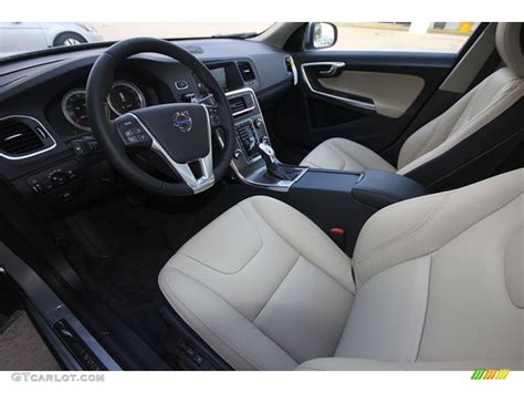 2013 Volvo S60 Interior by Soft Beige Interior 2013 Volvo S60 T5 Photo 68719804