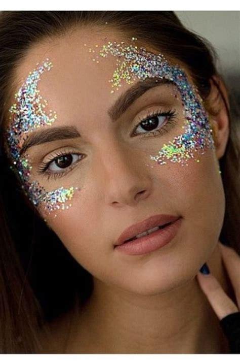 Glitter Makeup 10 glitter makeup looks for summer