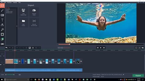 tutorial for video editing movavi video editor review tutorial movavi video