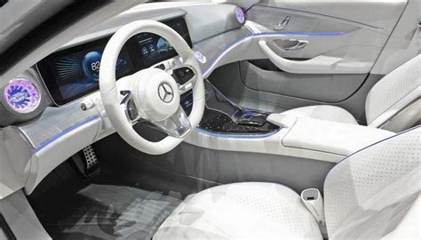 future mercedes interior if this is the future we are in mercedes concept iaa