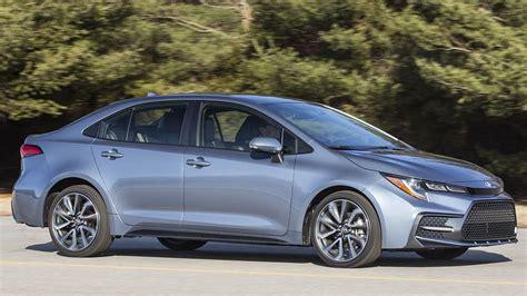 2020 toyota corolla all new 2020 toyota corolla drive review consumer
