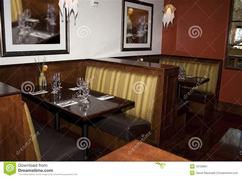 restaurant booths and restaurant dining booth stock image image 13106961