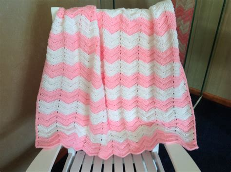 Size Of Baby Crib Blanket by Crochet Baby Blanket Baby Crib Size Crochet Blanket