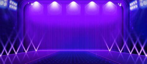 Gradient Stage Background Decoration, Gradual, Change
