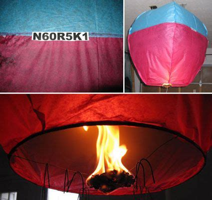 How To Make Floating Paper Lanterns - 187 best images about stage on