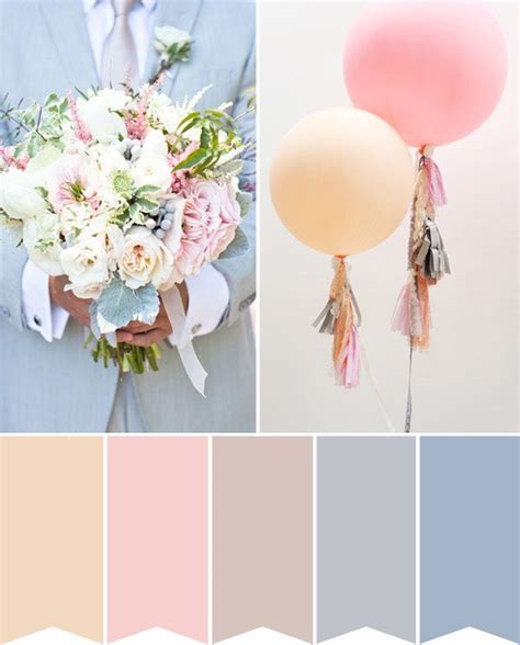 wedding color palettes 25 best ideas about pastel wedding colors on