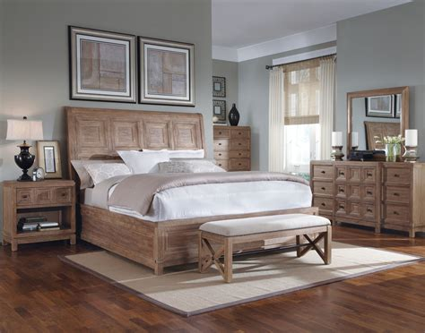 Unfinished Oak Bedroom Furniture How Oak Bedroom Furniture Can Look In Bedroom Design Sheilanarusawa Home Design