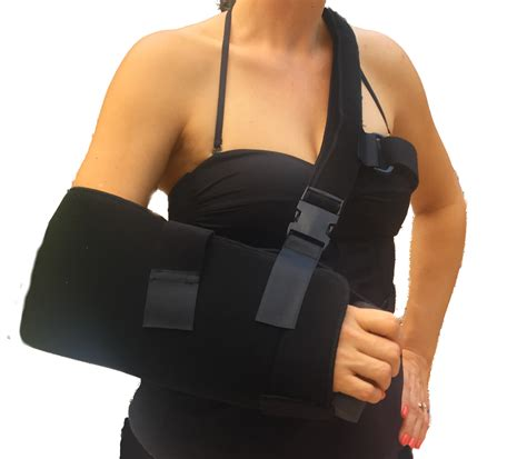 Arm Sling With Pillow by Arm Slings Shoulder Immobilizer Shoulder Slings