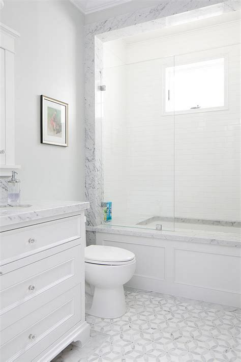tile floor for small bathroom california beach house designed by brandon architects