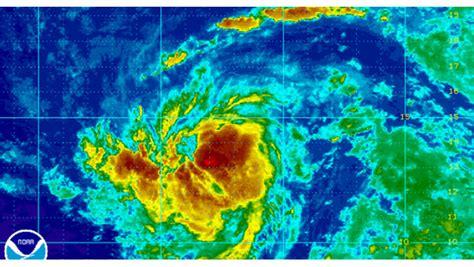 imagenes satelitales tormenta erika tormenta erika podr 237 a convertirse en hurac 225 n notiactual com
