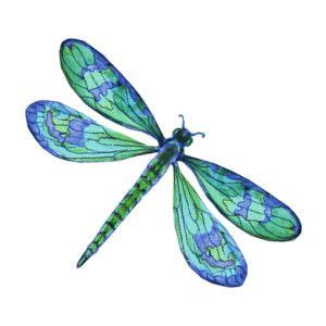 blue dragonfly clipart google search tattoos clipartix