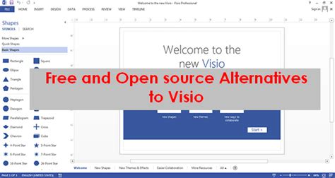 visio competitors 4 best free alternatives to microsoft visio