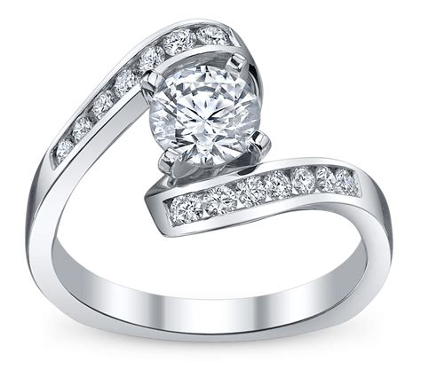 top 6 modern engagement rings for the