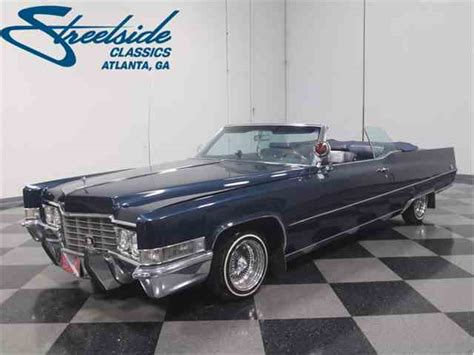 69 cadillac coupe for sale 1969 cadillac for sale on classiccars