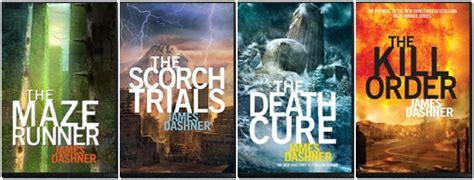 Novel The Maze Runner 2 maze runner series 4 books set collection dashner