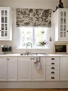 Kitchen Cabinet Treatments Window Kitchens Pinterest