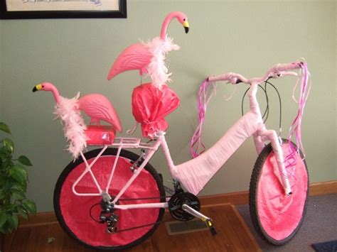 Decorate Your Bike by Abbott Office Bicycle Honored As Best Decorated